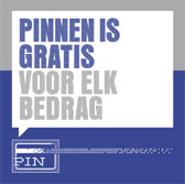 Pinnen is Gratis